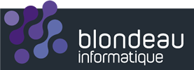 Logo Blondeau Informatique